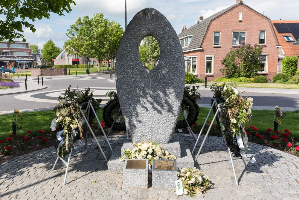 War Casualties Memorial Ameide