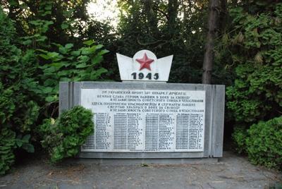 Memorial Fallen Soviet Soldiers