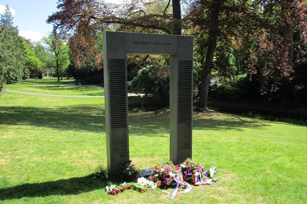 Jewish Memorial Zeist