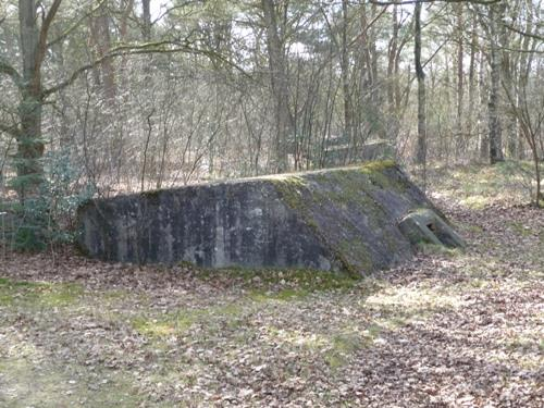 Groepsschuilplaats Type 1918/I De Fransche Kamp