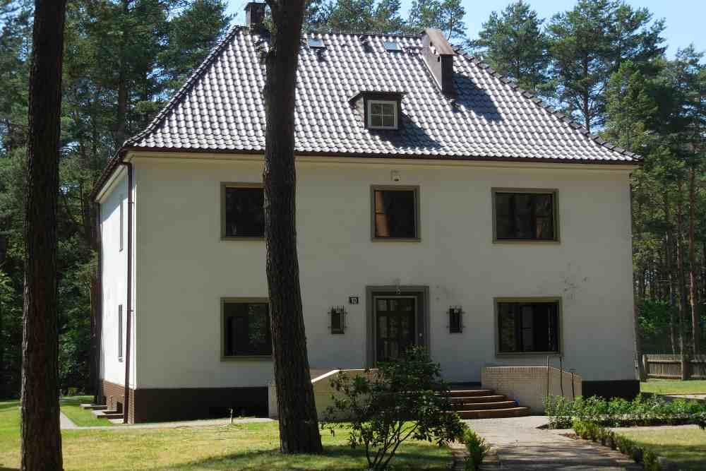 Former House Erwin Rommel
