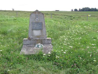 Soviet War Grave Kapišová