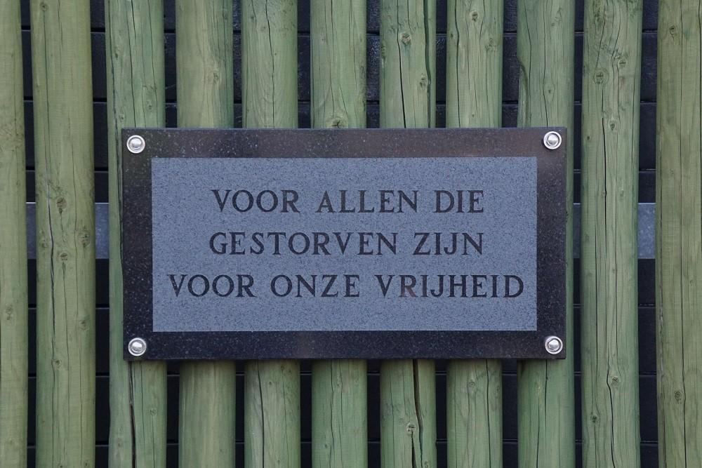 Memorial Roman Catholic Cemetery Klazienaveen
