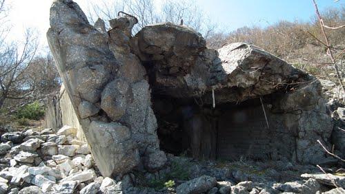 Greek Bunker - Metaxas Linie Ochyro