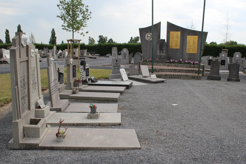 Belgian War Graves Ledegem