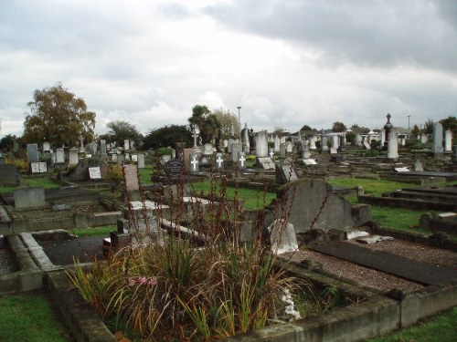 Oorlogsgraven van het Gemenebest Sydenham Cemetery