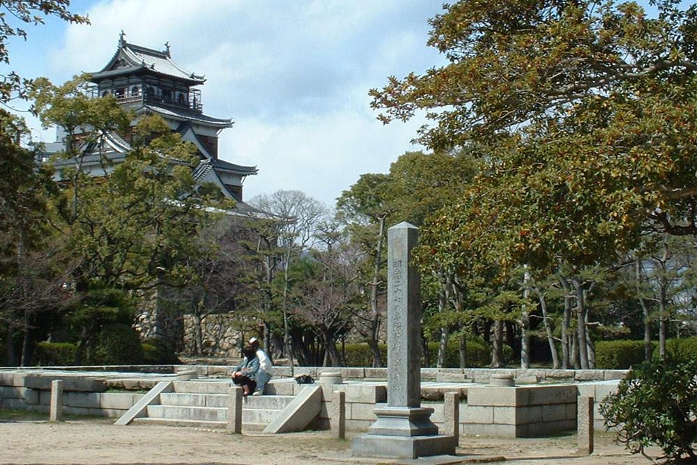 Monument Keizerlijke Hoofdkwartier