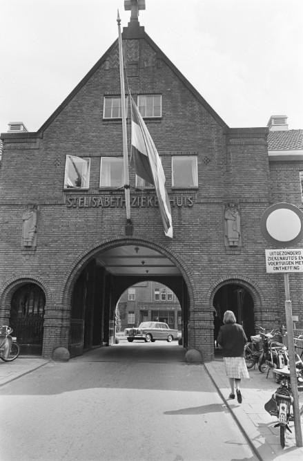 Voormalig St. Elisabeth Ziekenhuis Tilburg