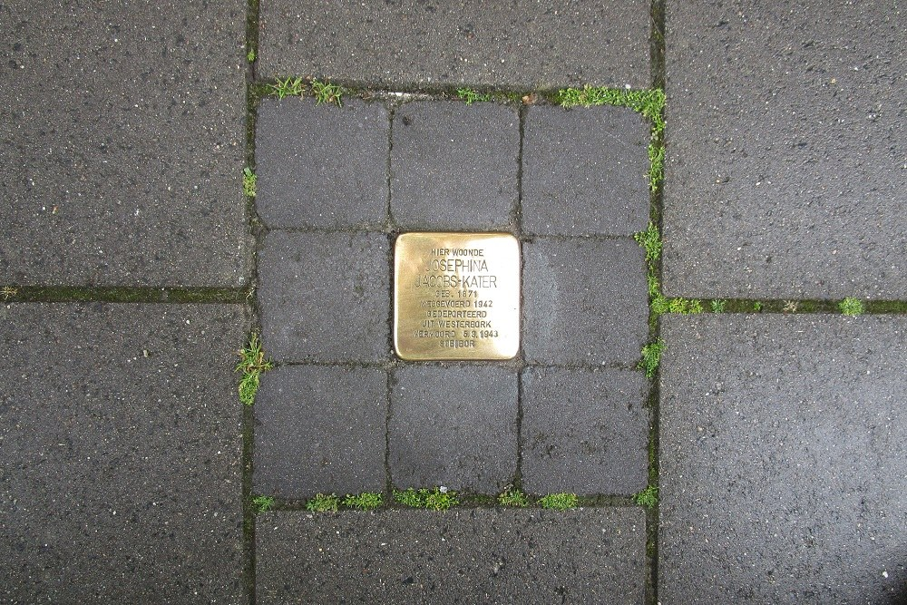 Remembrance Stone Burcht 4