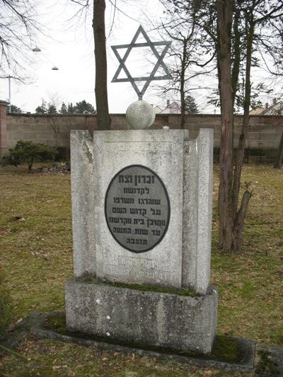 Monument Holocaust Finkenschlag