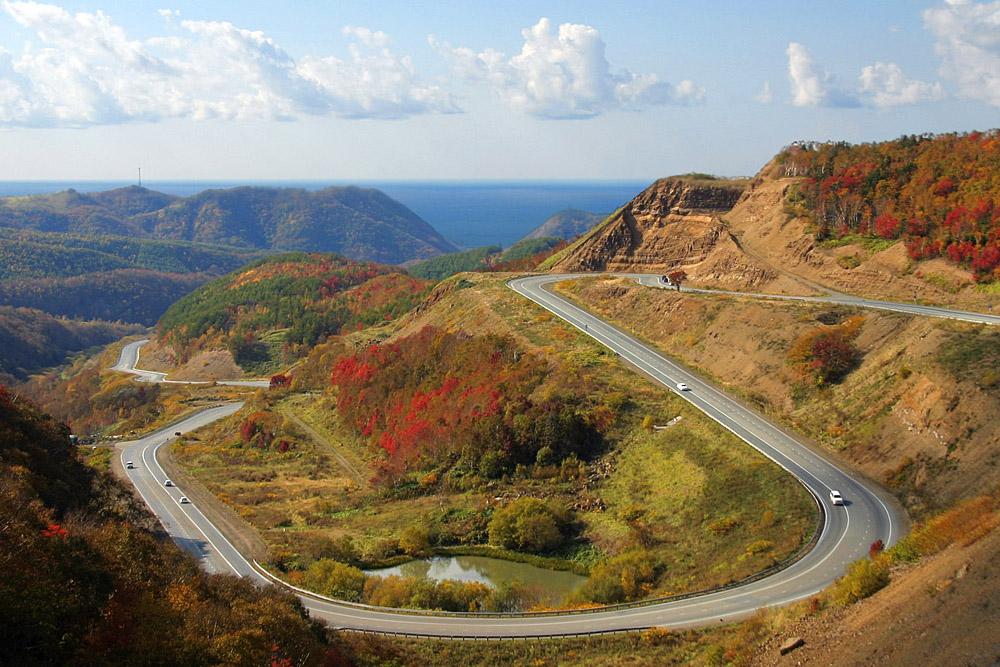 Kholmsky Pass