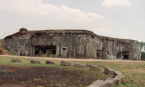 Maginotlinie - Fort Bois-du-Four