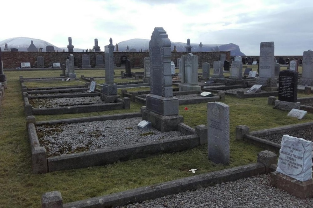 Commonwealth War Graves Warbeth Cemetery