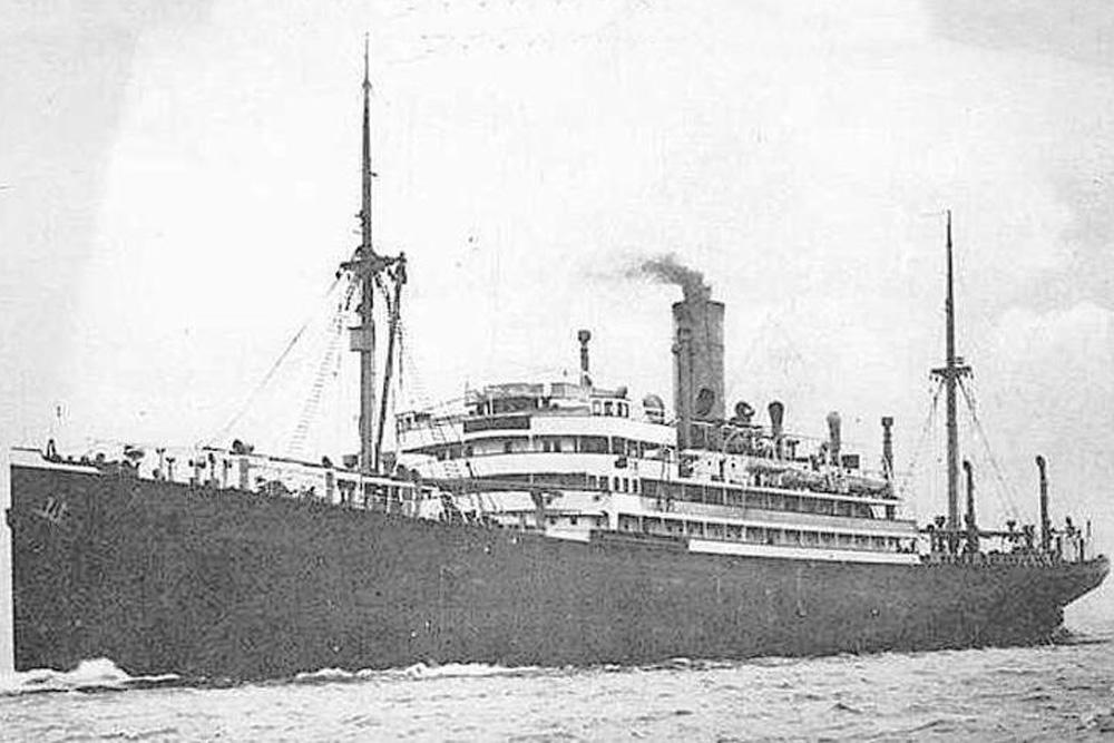 Shipwreck Teiyo Maru
