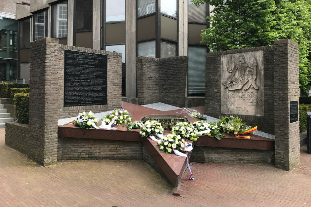 Remembrance Memorial Haaksbergen