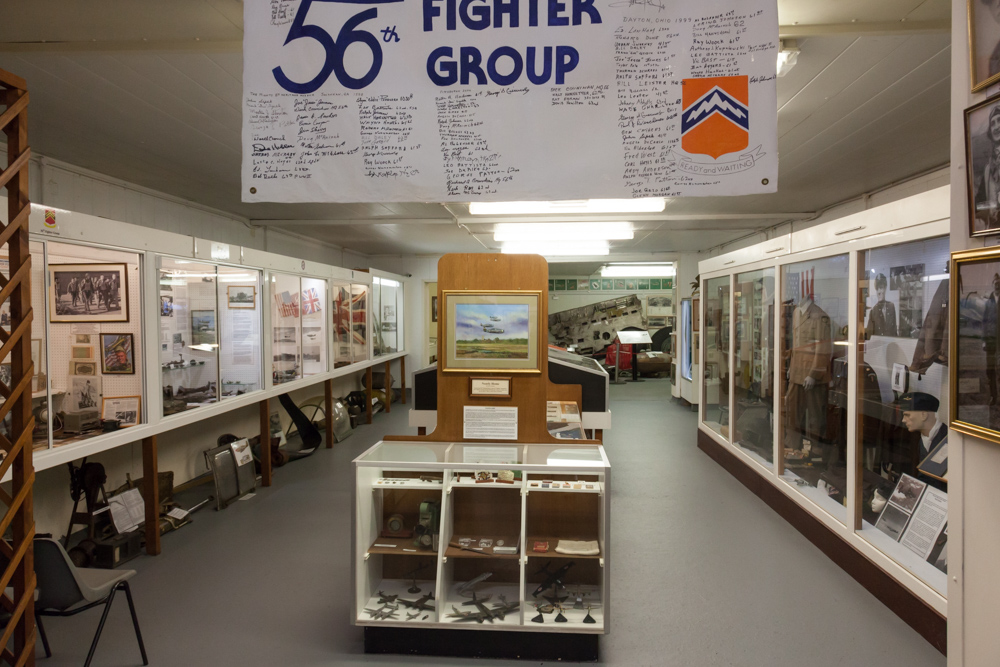 Halesworth Airfield Memorial Museum