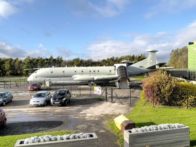 Hawker Siddeley Nimrod XV231