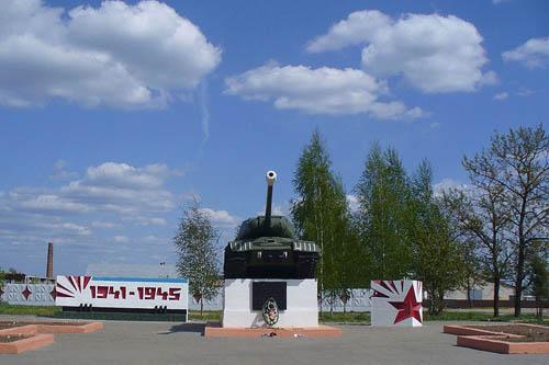 Bevrijdingsmonument (IS-2 Zware Tank) Haradok