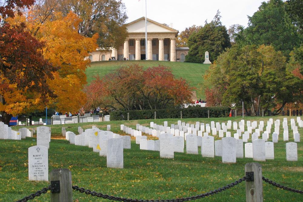 Amerikaanse Oorlogsgraven Arlington National Cemetery