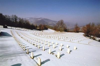 South African War Cemetery Castiglione