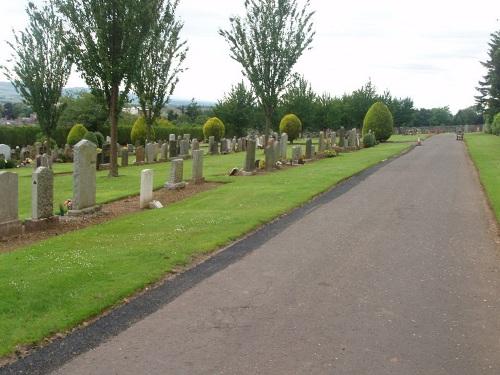Oorlogsgraven van het Gemenebest Kirriemuir Cemetery