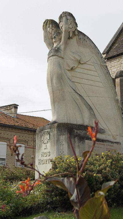 War Memorial Cormicy