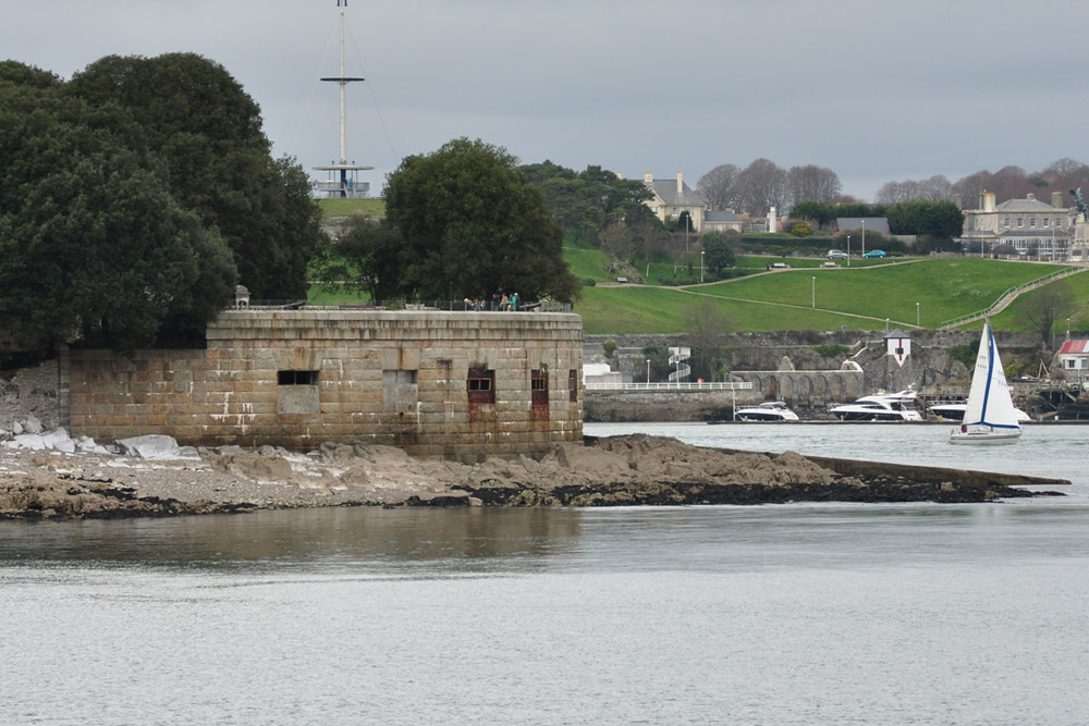 Mount Edgcumbe Garden Battery