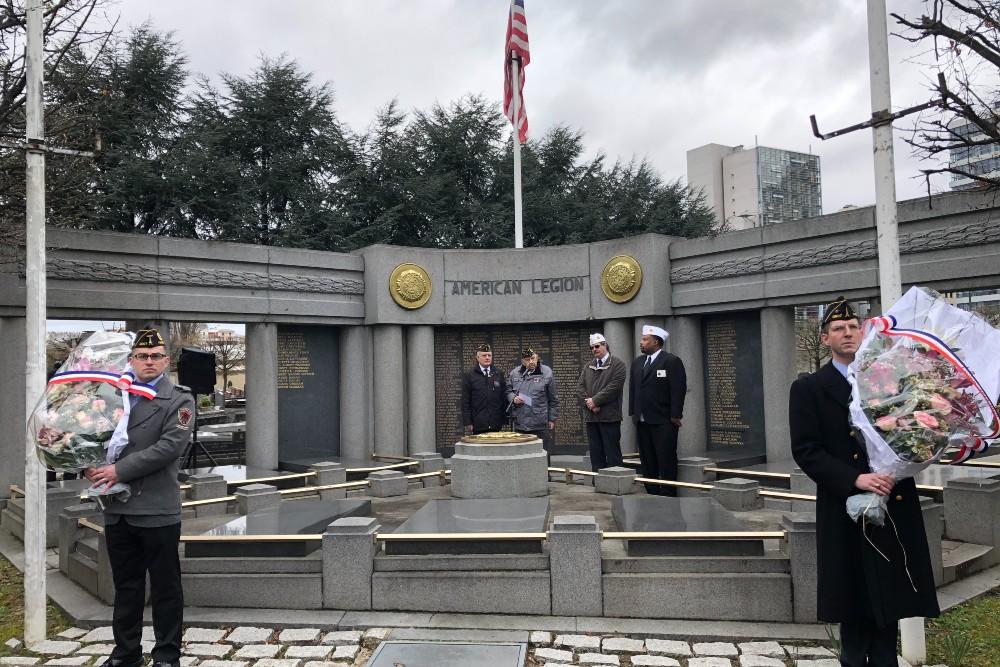 American Legion Mausoleum