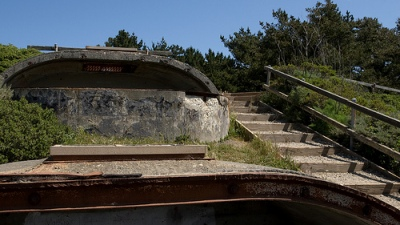 Observation Bunkers Muir Beach
