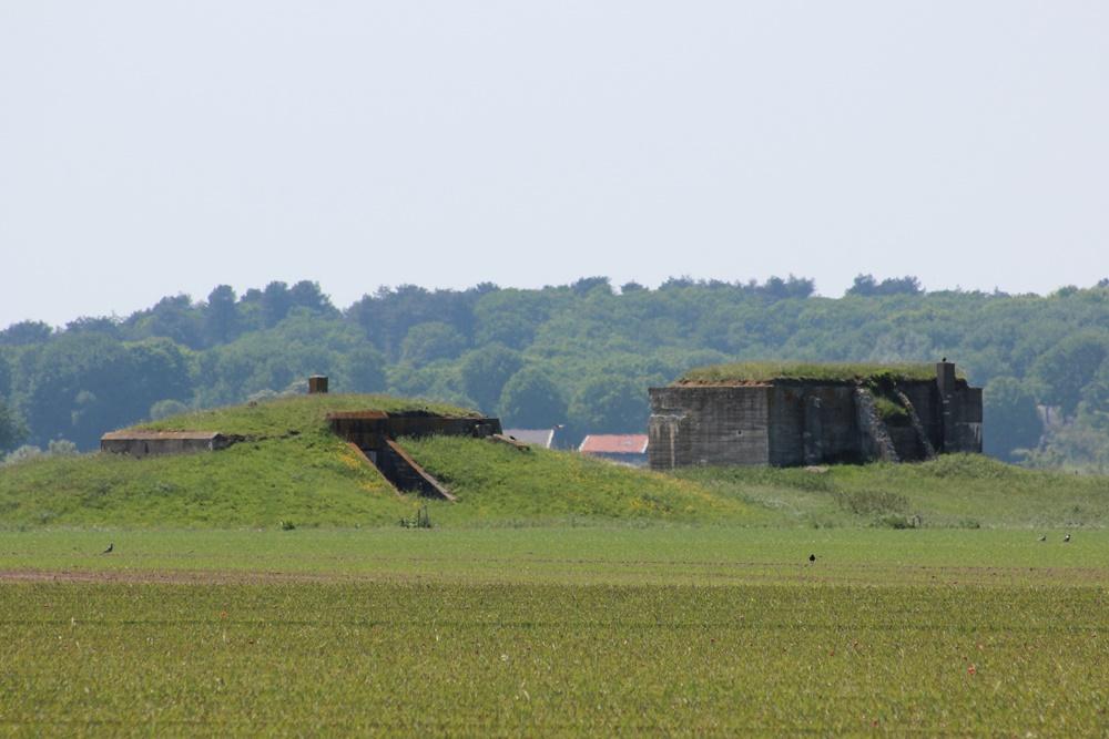 Bunker Complex Bergen Airfield