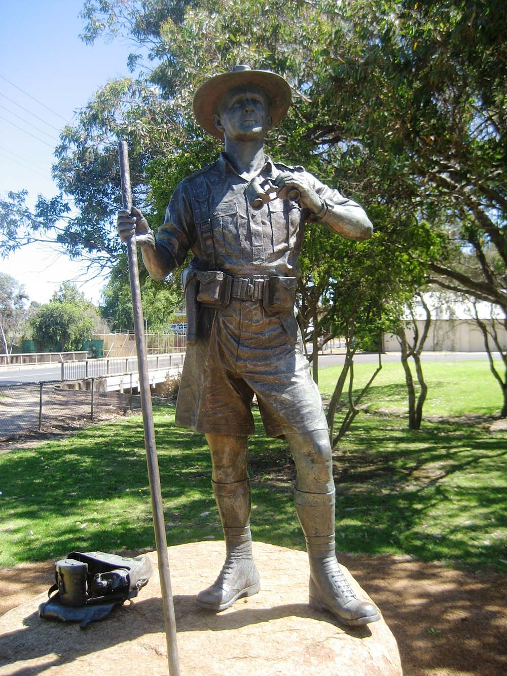 Brigadier Potts Memorial