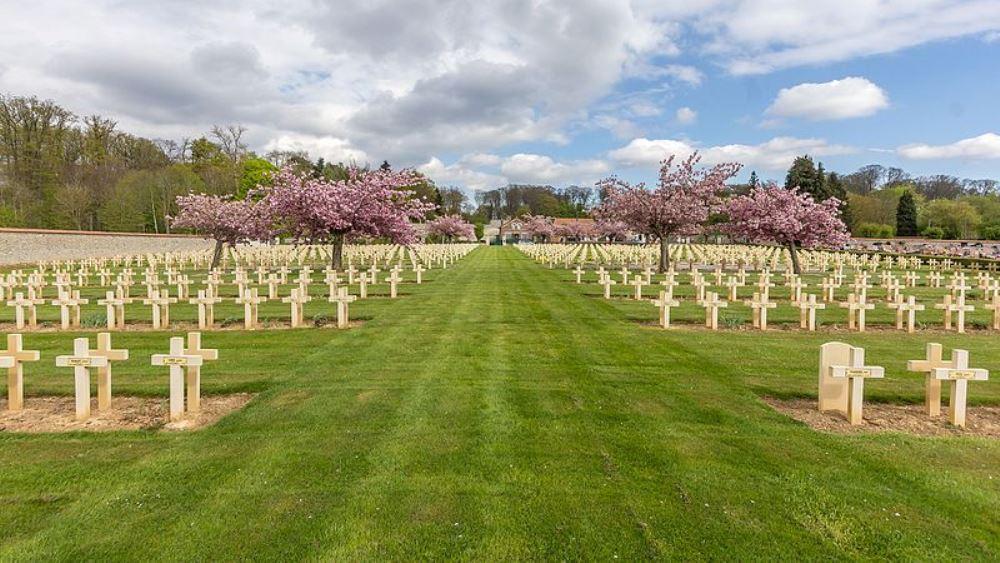 Franse Oorlogsbegraafplaats Villers-Cotterêts