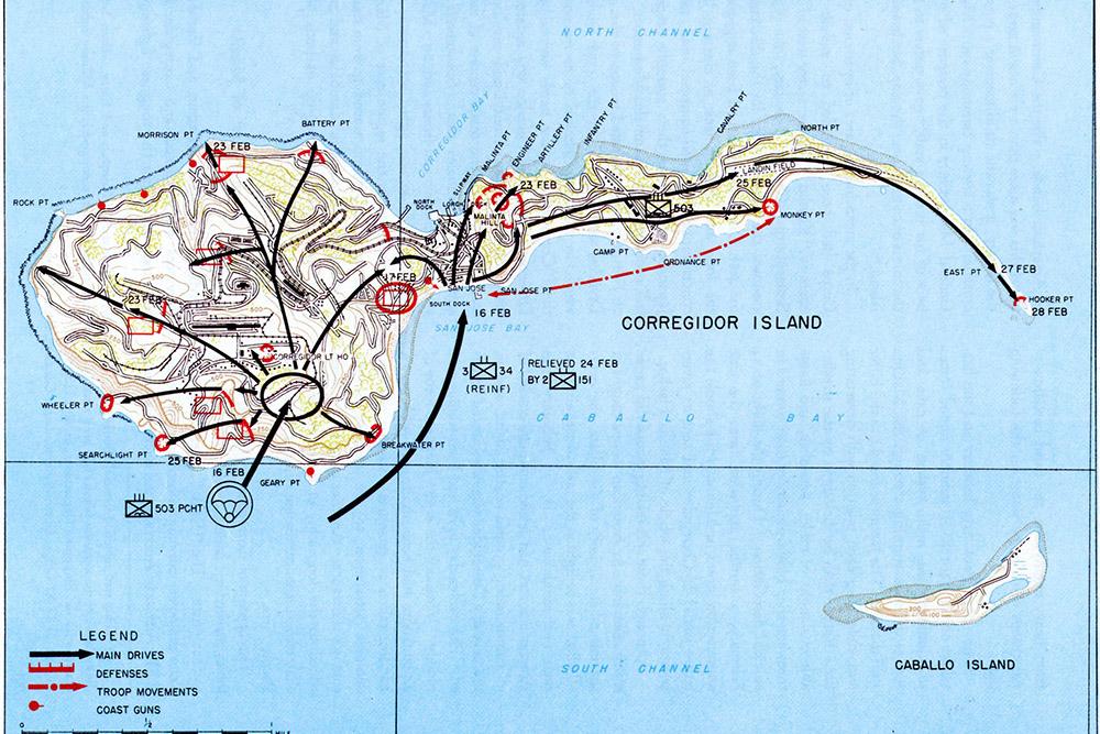 Corregidor - Battery Monja
