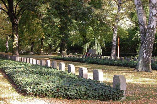 German War Graves Stadtfriedhof