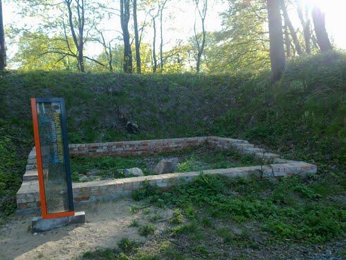 Westerplatte - Restant Munitiemagazijn