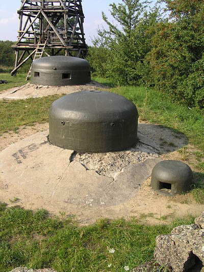 Ostwall - Panzerwerk 724