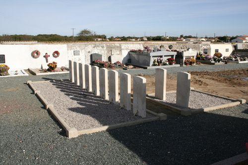 Oorlogsgraven van het Gemenebest Dolus-d'Oléron
