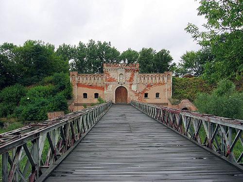 Fortress Deblin - Citadel Deblin (Stalag 307)