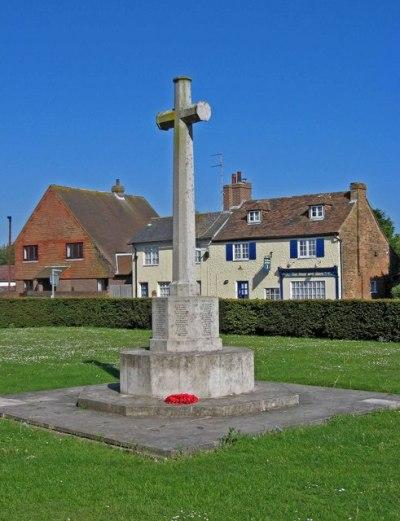 War Memorial Lydd