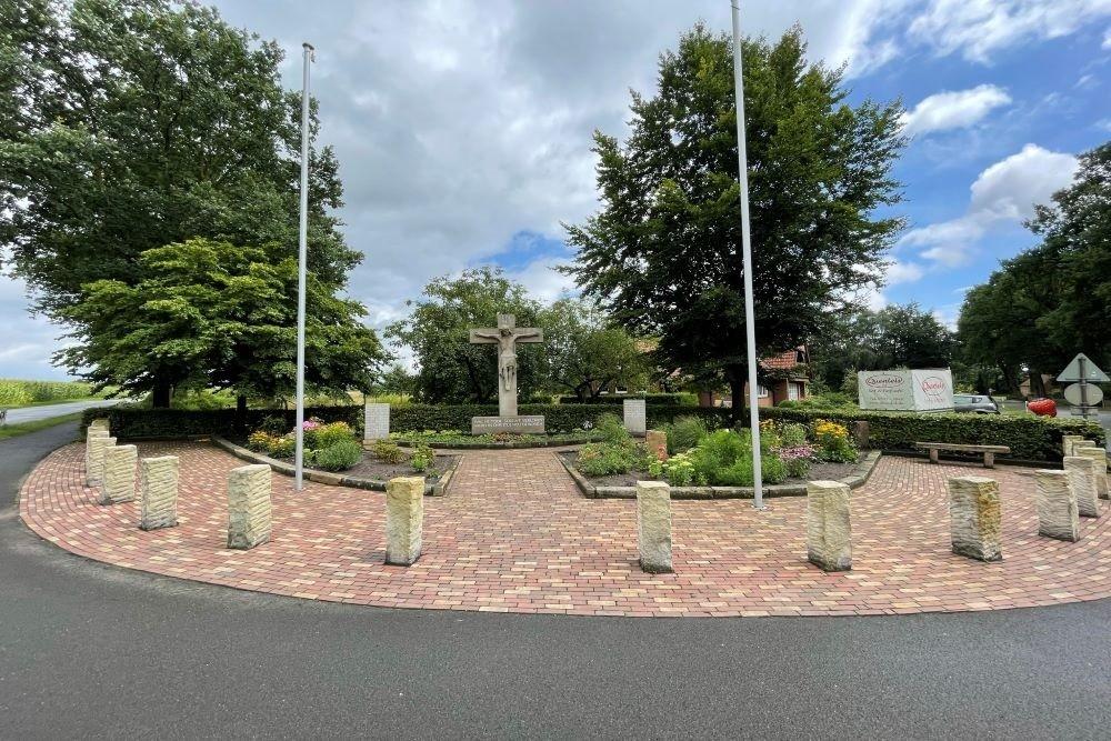 War Memorial Gleesen