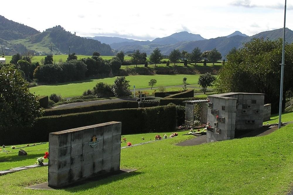Oorlogsgraven van het Gemenebest Totara Memorial Park Cemetery
