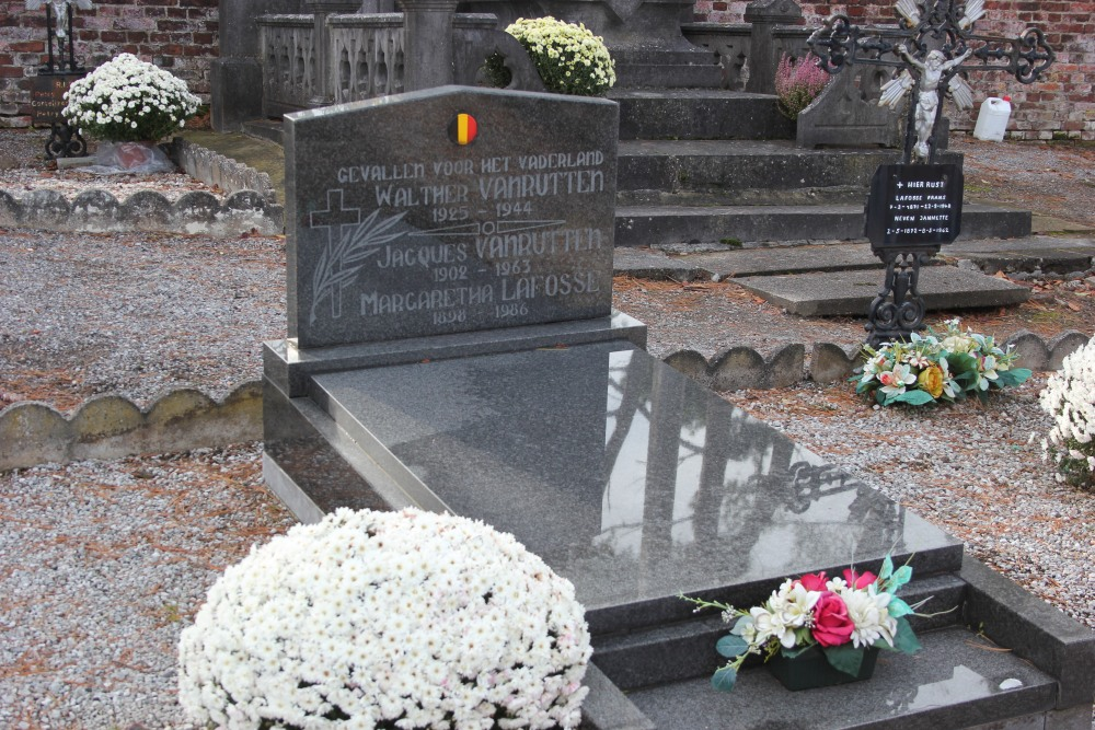 Grave Resistance Fighter Borgloon