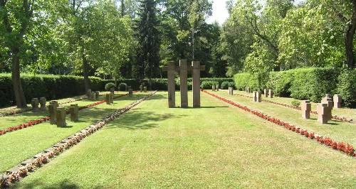 Duitse Oorlogsgraven Karlsruhe