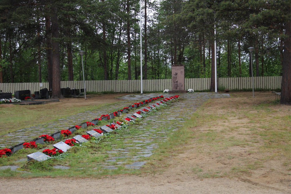 Finse Oorlogsgraven