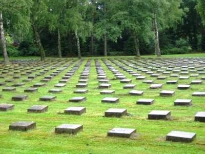 Italiaanse Oorlogsgraven Hamburg-Öjendorf
