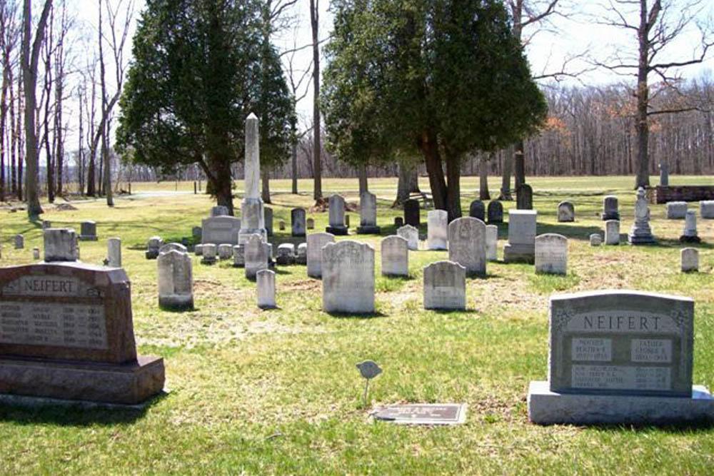 Amerikaans Oorlogsgraf Christ Church Cemetery