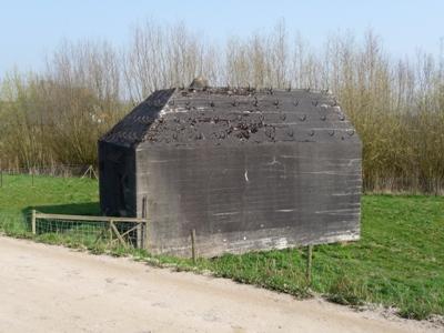Groepsschuilplaats Type P Langendijk
