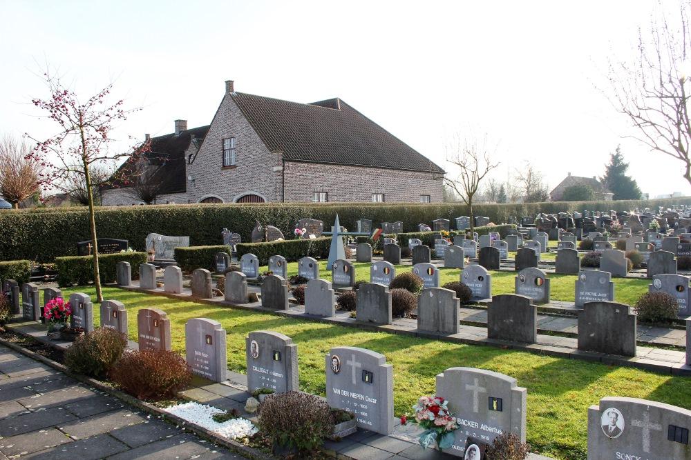 Veteran War Graves Outer