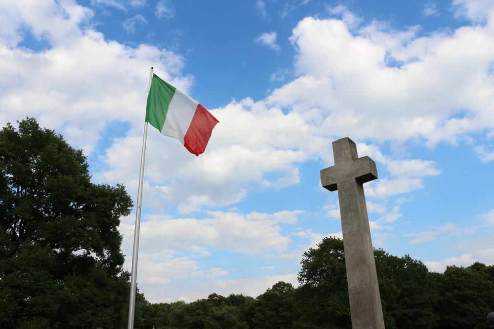 Italiaanse Oorlogsgraven Waldfriedhof München