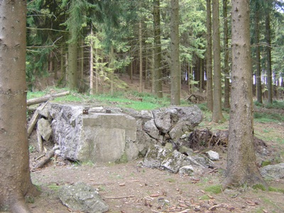 Pillbox No. 112 on Ochsenkopf